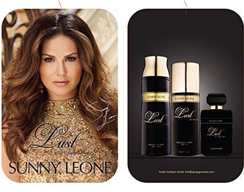 LUST BY SUNNY LEONE Eau De Perfume For Women, 100 Ml