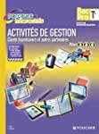 Activit�s de gestion Clients fourniss...