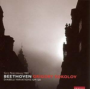 Beethoven: Diabelli Variations, Op 120