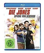 Die Jones - Spione von nebenan [Blu-ray] hier kaufen