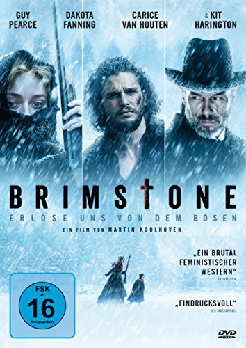 Brimstone - Erlöse uns von dem Bösen (Dvd-filme Neue)
