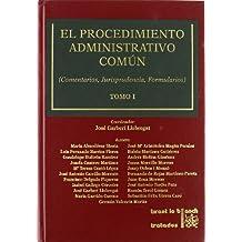 El Procedimiento Administrativo Común 2 Tomos