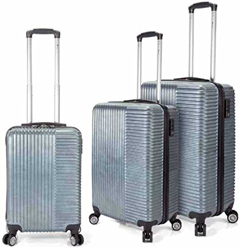 Benzi - Juego de maletas BZ5103 (Azul)