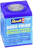 Revell Aqua Color 36378 - Revell - Aqua Color dunkelgrau, seidenmatt, 18 ml