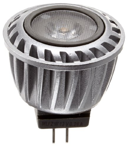 Müller-Licht LED Reflektor MR11 2.5 W 12 V GU4 80 lm 20 3000K Energieeffizienzklasse A 56026 -