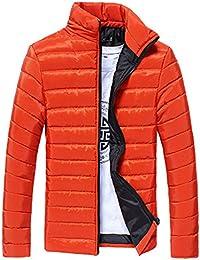 Arancione Giacche E it Abbigliamento Cappotti Amazon Uomo TAqx5awn7f
