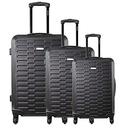Set Trolley - Zifel - Set De 3 Trolley Abs