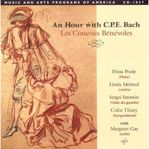Sonata in E major, Wq. 162, H. 580: II. Adagio di molto