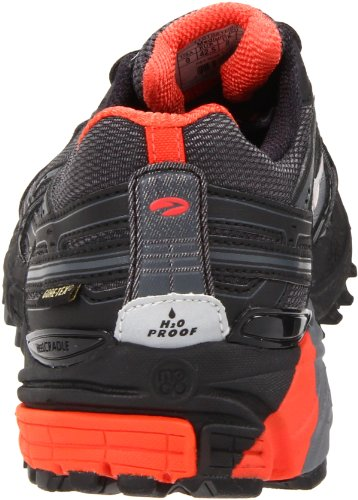 Brooks Adrenaline Gtx M, Sneaker uomo Noir-TR-B3-10