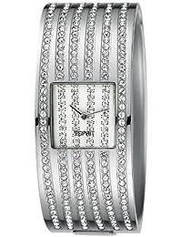 Esprit - ES101182001 - Galaxy Clara White - Montre Femme - Quartz Analogique - Cadran Argent - Bracelet Acier Argent