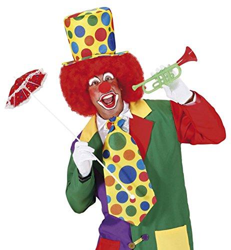 Imagen de widman  disfraz de payaso de circo adultos, talla única alternativa