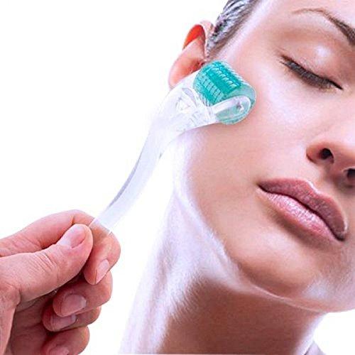 DERMA ROLLER MIKRONADELROLLE Effektivität jeder Hautbehandlung