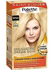 Saint Algue - Palette - Coloration Permanente - Blond Clair Naturel 200