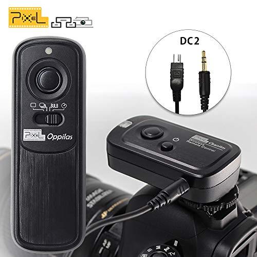 PIXEL RW-221 DC2 Kabellose Fernauslöser Auslöser Fernbedienung für Nikon Digital SLR Kamera D750 D610 D600 D7200 D7100 D7000 D5500 D5300 D5200 D5100 D5000 D3300 D3200 D3100