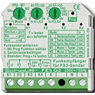 Schalk ricevitore radio interruttore UP FE3Q24canali Radio Receivers 4046929101349