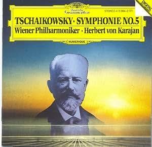 Tchaikovski-Karajan -Symphonie N0 5 Op 64