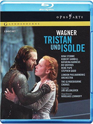 Tristan Und Isolde [Blu-ray] [Import italien]
