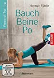 Bauch, Beine, Po + DVD: Personal Training