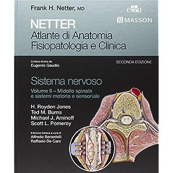 Netter. Atlante Di Anatomia Fisiopatologia E Clinica. Sistema Nervoso: 2