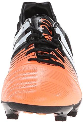 Adidas Performance Nitrocharge 2.0 Firm-sol Football Taquet, Core noir / blanc / flash Orange, 6,5 M Core Black/Running White/Flash Orange