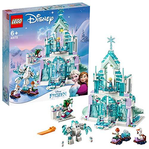 88ded5d26eced LEGO 43172 Disney Frozen Magical Ice Palace Princess Elsa and Anna Mini  Dolls Playground