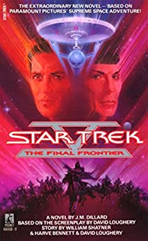 Star Trek V: The Final Frontier (Star Trek: The Original Series) di [Dillard, J.M.]