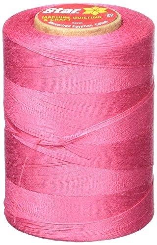 yli-corporation-1200-yd-star-fil-coton-mercerise-solides-rose-vif