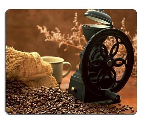Sac de grains de café à roue souris pour support