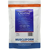 Muscleform 500 g Micropure Creatine Monohydrate