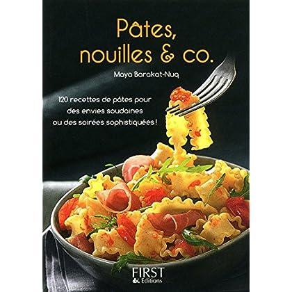Petit livre de - Pâtes, nouilles & Co (LE PETIT LIVRE)