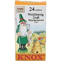 Knox Räucherkerzen Waldhonig 65 x 22 x 125 cm preisvergleich bei billige-tabletten.eu