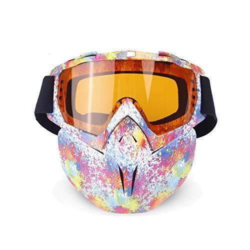 SonMo &Gafas Protectoras Frontenis Gafas Protectoras