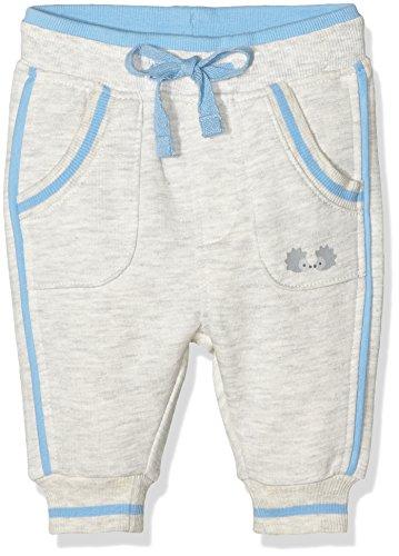 Twins Jonas Pantalones Bebé-Niñas Gris 0-2 meses (Talla del fabricante: 50)