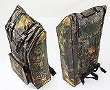 Angeltasche Angelkoffer Gerätetasche Angelrucksack Angel Rucksack ( Tasche Q-8)