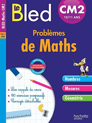 Cahier Bled - Problèmes De Maths Cm2 par Jean Collet