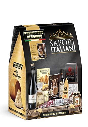 Strenna di natale regalidea - i sapori italiani - 10 pezzi