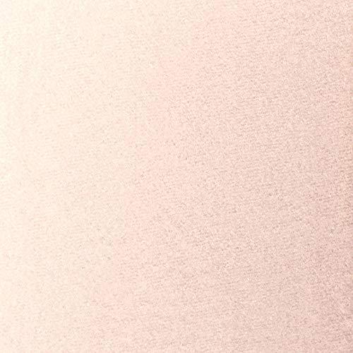 #13 Etérea Teddy Flausch Kinder-Spannbettlaken, Spannbetttuch, Bettlaken, 18 Farben, 60×120 cm – 70×140 cm, Nature - 3