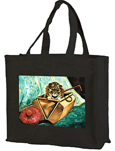 Art2Wear, Borsa tote donna Black