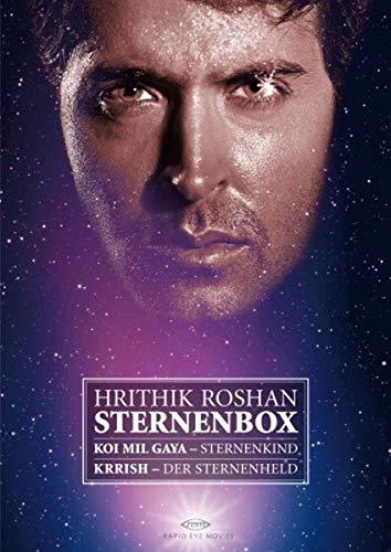 Hrithik Roshan - Sternenbox (2 DVDs)
