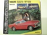 Volvo PV 444/544, 1800 S/E/ES, Amazon 121/122 S/123 GT. 1945-73