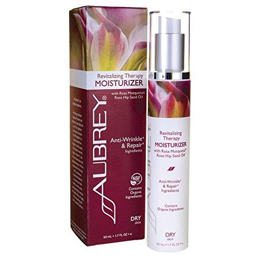 Aubrey Organics: Revitalizing Therapy Gesichtsfeuchtigkeitscreme (50 ml)
