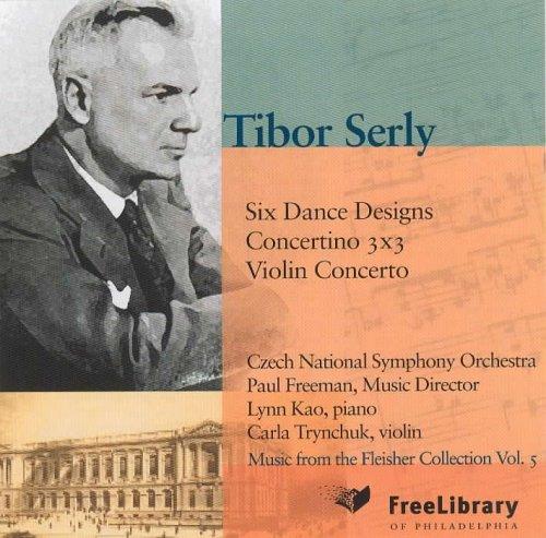 Serly: Six Dance Designs - Design Guild
