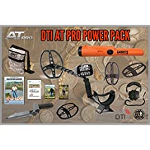Garrett at Pro Power Pack con Pro Pointer at y 14x 21cm Sonda Detector de metales