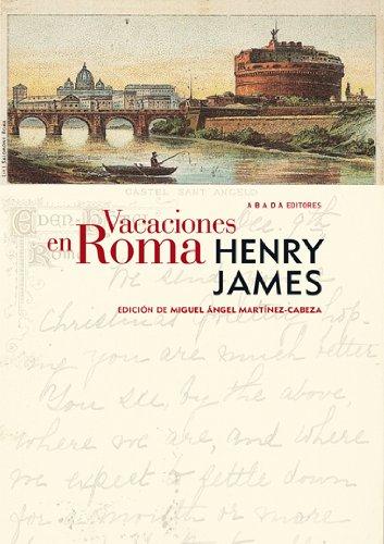Vacaciones en Roma (Voces) por Henry James