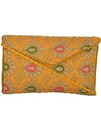 Utsav Women's Multicolour Sling Bag (Utsav 115)