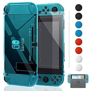 FYOUNG Kompatibel mit Nintendo Switch Hülle Zubehör