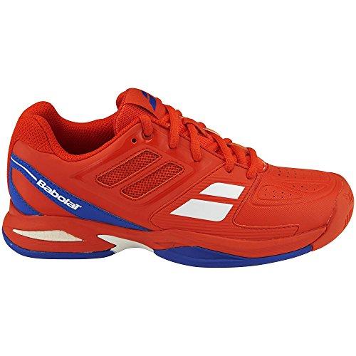 Zapatillas para tenis de niño Babolat Propulse Team Ac 47902 (38.5)