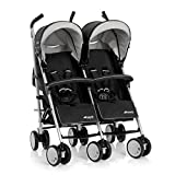 Hauck Torro Duo 139028 Buggies with 2 Cup Holder 2 Leg Covers on