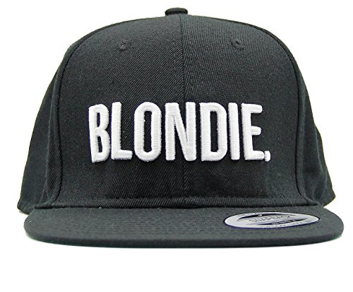*ASVP Shop Baseball-Kappe mit Stickerei Blondie, Hip-Hop-Mütze, Snapback*