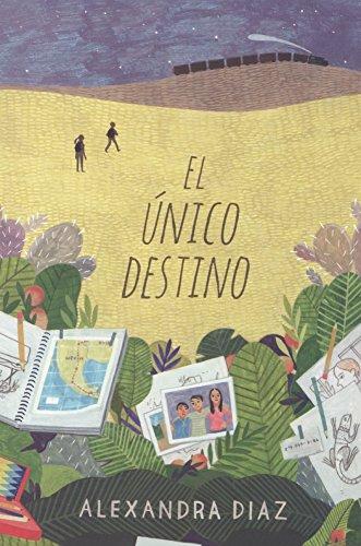 El Nico Camino (the Only Road) por Alexandra Diaz